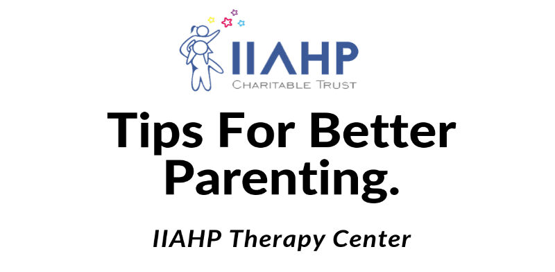 tips for better parenting